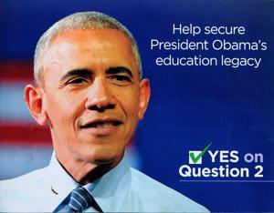 Image result for DFER ad obama question 2