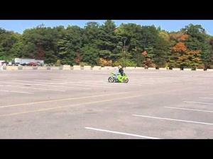 Motorcycle Stuntman