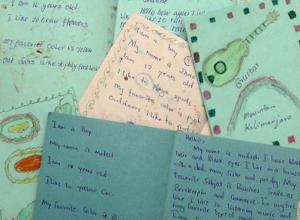 Tanzania Letters Norton MS