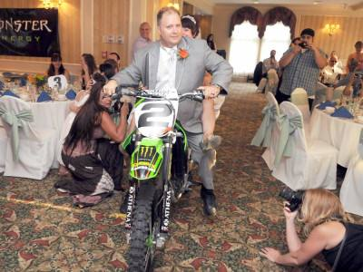 Ryan dungey wedding