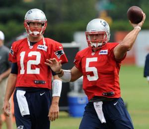 NFL Patriots Eagles