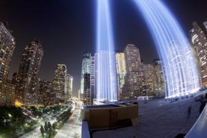 Sept 11 Tribute in Light