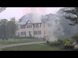 Plane crashes into Plainville home