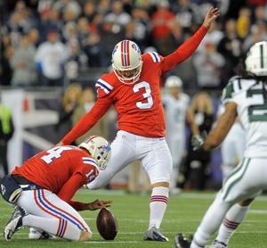 New England Patriots v NY Jets