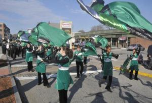 Mansfield Veterans Day Parade GN