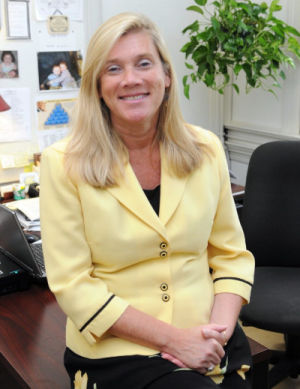 <p>North Attleboro School Superintendent Suzan Cullen. (Staff file photo by Mike George)</p>