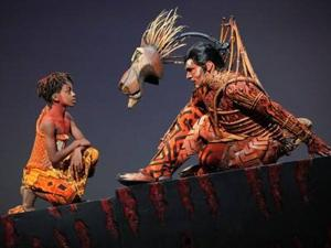 Review: 'Lion King' roars anew