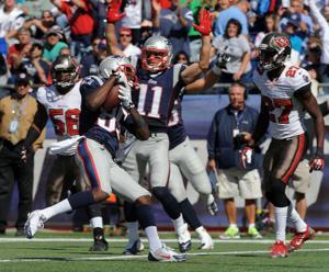 NFL Patriots Tampa Bay