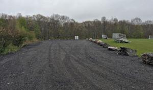 Soccer Field Gravel Lot NA