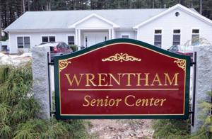 Wrentham Senior Center 0328511 B