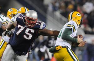 NFL Patriots Green Bay Packers