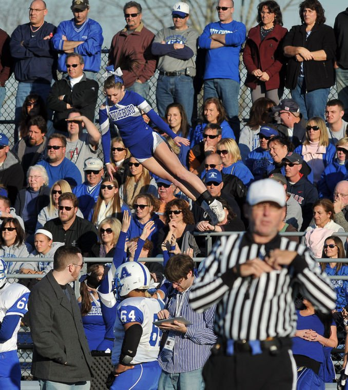 attleboro vs xaverian football playoff the sun chronicle