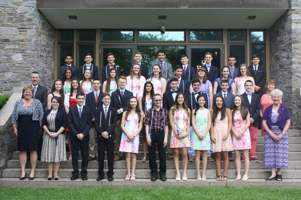 Mercymount Country Day School Holds Class Of 2016