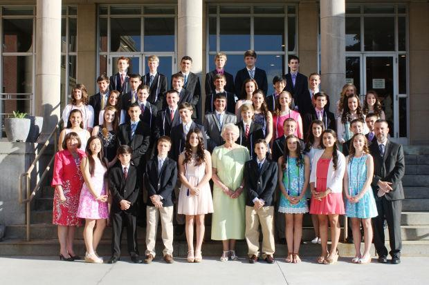 Meet mercymount country day school s class of 2014 the for Mercy mount