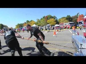Firetruck Pull 2014