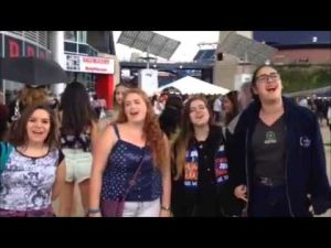 One Direction at Gillette Stadium