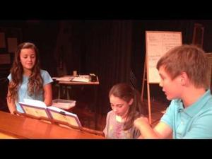 QMS Drama Rehearsals