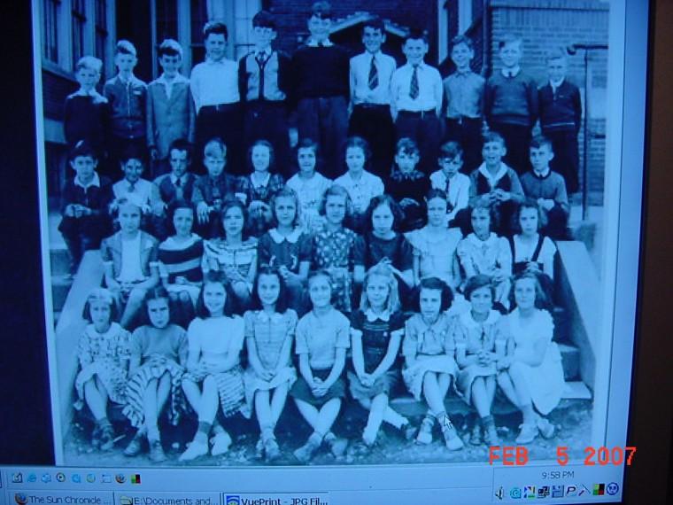 5th Grade Bliss School 1939