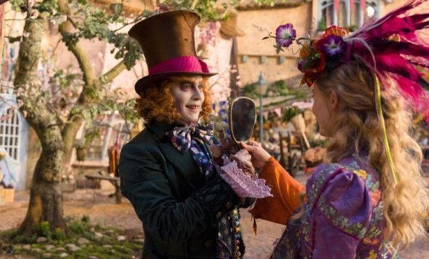 Movie review: Alice makes uninspired return through the 'Looking Glass'