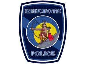 Rehoboth Police Patch