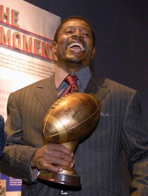 Marion, Brown, Parcells on Patriots' ballot