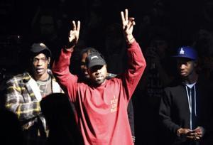 APTOPIX Fashion Yeezy Kanye West