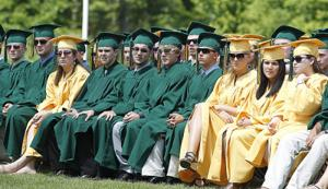 Dighton-Rehoboth Graduation 2012