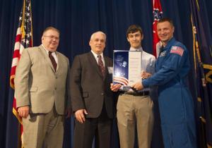 Neil Toupin Space Award