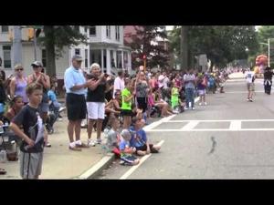 Attleboro's Centennial Parade