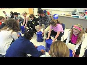 Bucket Percussion Instruction