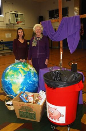 Mercymount school undertakes food waste recycling effort for Mercy mount