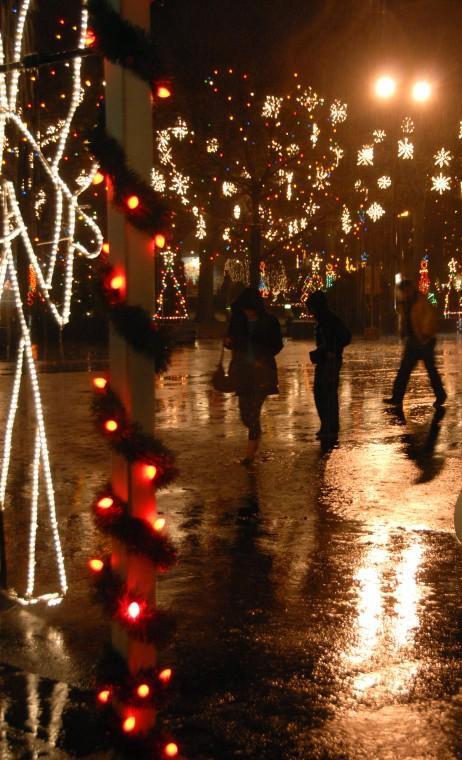 Lasalette Christmas Lights
