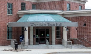 Wrentham Town Hall 0328511 Build