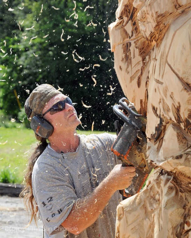 Wood Carver Feature 062612 SAPIX