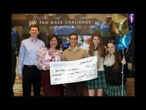 Dr. Beroukhim awarded $100,000