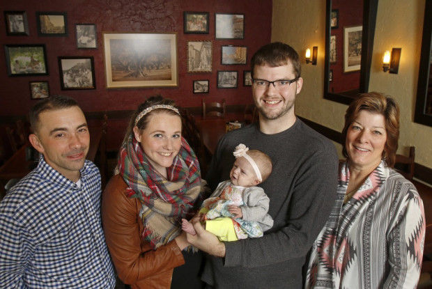 South Attleboro Olive Garden Rallies Around Co Workers With Newborn Facing Heart Surgery Local