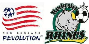 Rhinos remain the Revs' USL PRO affiliate for 2014 season