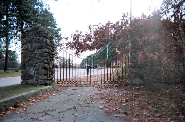 camp shady pines gates