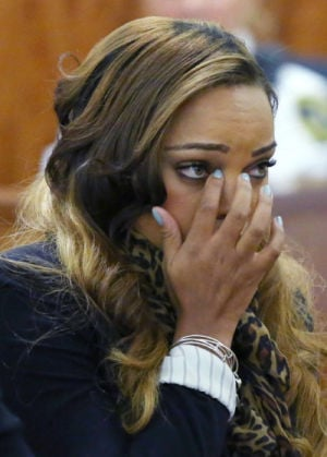 Aaron Hernandez's girlfriend owed details