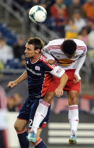 MLS Revs Red Bulls