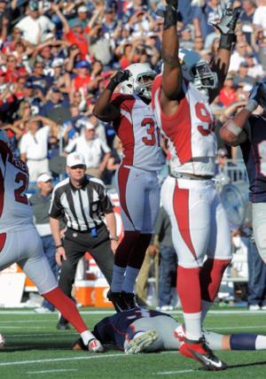 NFL Patriots Cardinals