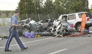 Route 95 Crash MVA