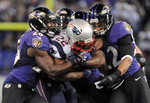 NFL Patriots Ravens