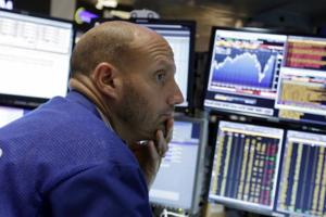 APTOPIX Financial Markets Wall S
