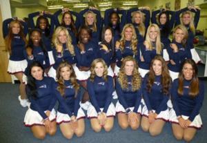 Business cheerleaders