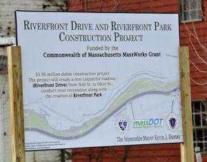 Riverfront Sign SAPIX