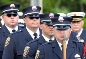 Norton firefighter funeral
