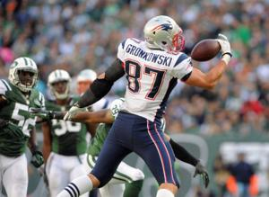 NFL Football Patriots Jets