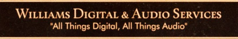Williams Digital & Audio Services