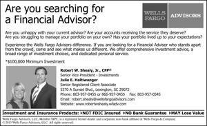 Wells Fargo / FA